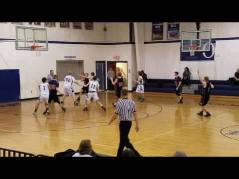 Basketball; JV; 3 Oakbrook Preparatory School vs. Spartanburg Christian Academy
