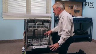 KitchenAid Dishwasher Repair – How to replace the Door Seal