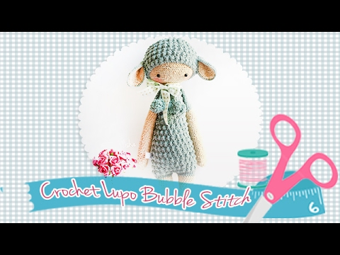 Amigurumi Tiny Lalylala-Free Pattern | Crochet dolls free patterns ... | 360x480