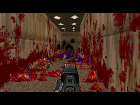 how to make a game like doom in unity