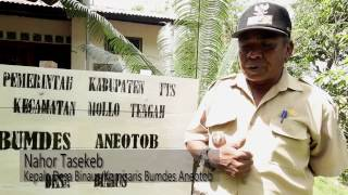 BUMDES ANEOTOB DESA BINAUS NTT