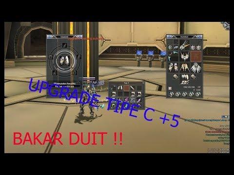 MITOS NEMPA DI RF ?? , UPGRADE TIPE C KE +5 - RF CLASSIC INDONESIA