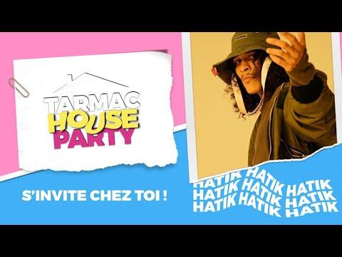 Youtube: HATIK • TARMAC HOUSE PARTY
