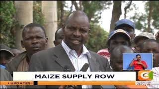 Maize farmers will be allowed to deliver only 400 bags