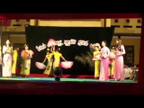 Múa Bài ca cô giáo trẻ  Trường MN Pá Vạt Điện Biên Đông