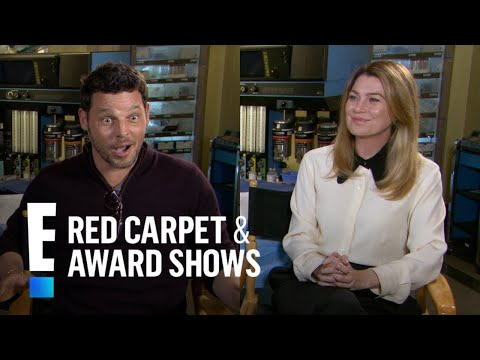 Ellen Pompeo & 'Grey's Anatomy' Stars Tell What Their Kids Think | E! Red Carpet & Award Shows