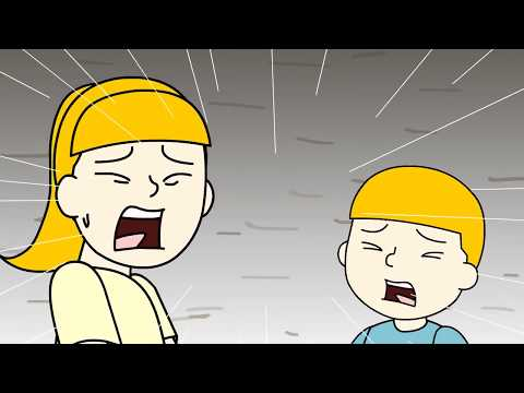 Grandmother's House Horror Story Animated