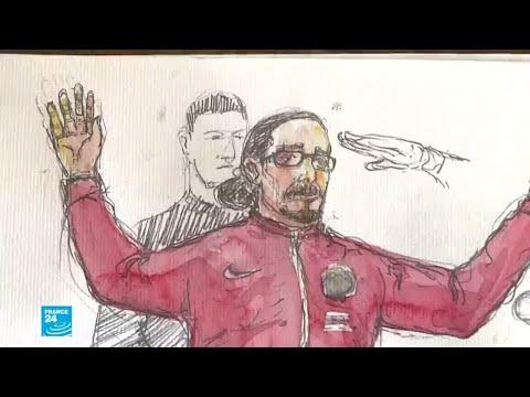 محاكمة جواد بن داوود المتهم بإيواء اثنين من منفذي اعتداءات باريس الدامية  - نشر قبل 2 ساعة