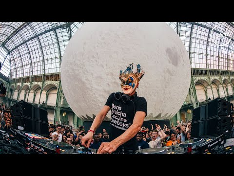 Boris Brejcha at Grand Palais in Paris, France for Cercle