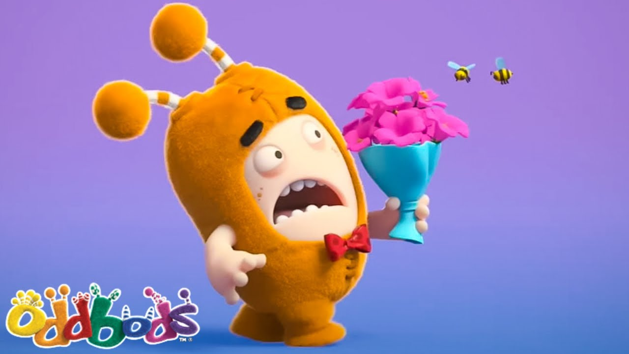 Oddbods | Nouveauté  | LE BUZZ DE BUGS | Dessins Animés Amusants pour les Enfants
