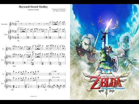 Skyward Sword Medley [SHEET MUSIC]