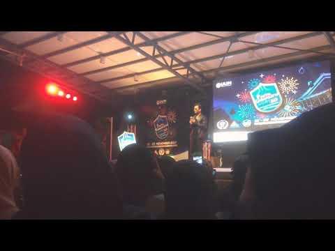 Faizal Tahir - Menang live at UUM