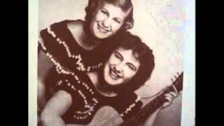 The Davis Sisters - Sorrow And Pain