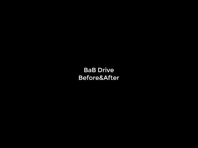 BaB Drive(Saturator)