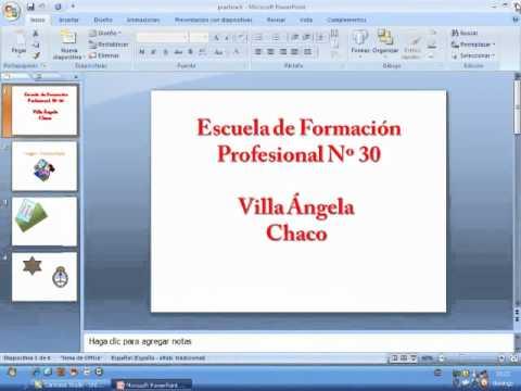 ... presentación PowerPoint a Video (Office 2010 y 2013)   FunnyDog.TV