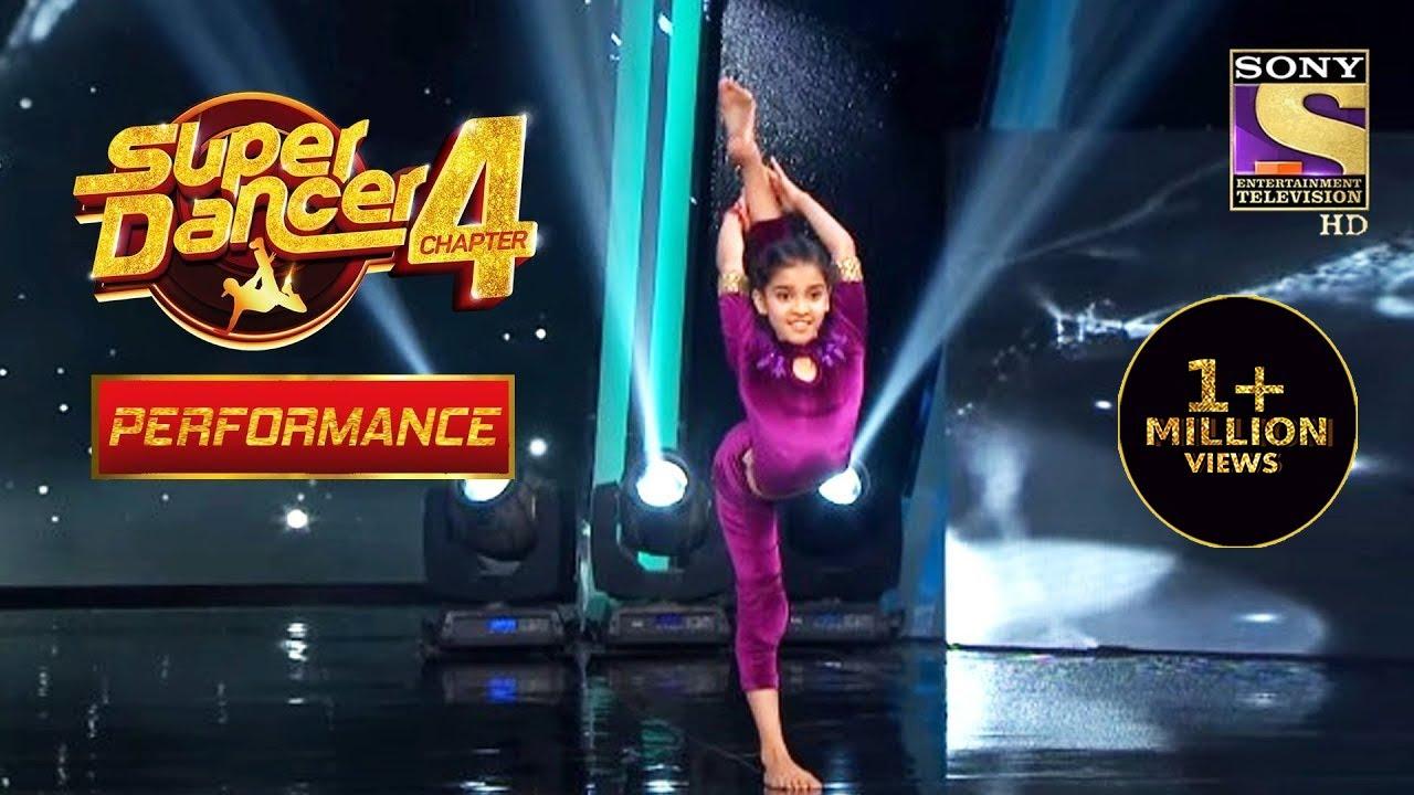 Download Arshiya ने दिया एक Mesmerizing Performance | Super Dancer 4 | सुपर डांसर 4