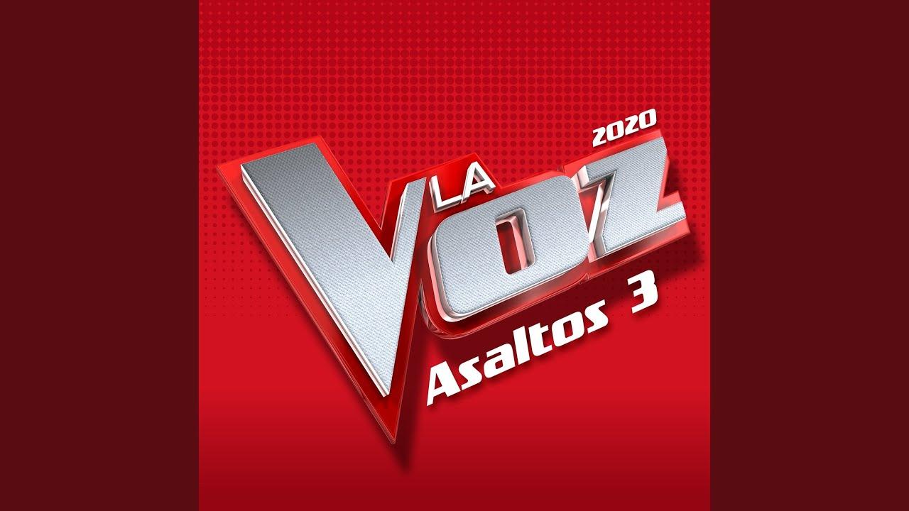 Garganta De Arena Versión Manu Guix En Directo En La Voz 2020 Marta Santos Shazam