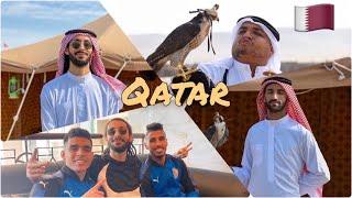 المغاربة مبلبلينها في قطر ، و عرض عليا بنشرقي ورا الماتش ديال الزمالك الموت ديال الضحك، سمعو شنو قال