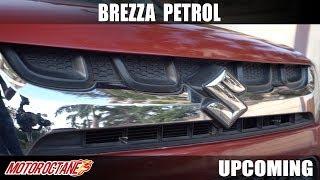 Maruti Vitara Brezza petrol Details | Hindi | Motoroctane