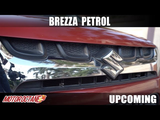 Maruti Vitara Brezza petrol Details   Hindi   Motoroctane
