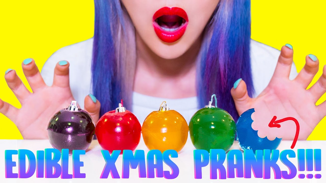 Diy Edible Christmas Pranks You Should Try On Friends And