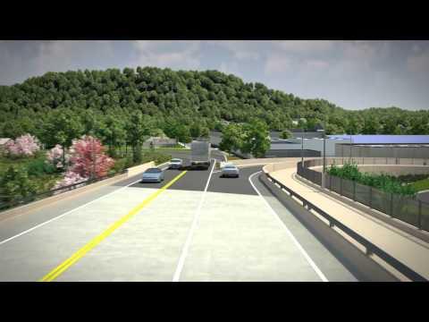 Red Wing Bridge Animation