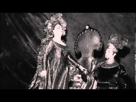 """Rossini """"Armida"""" : Deutekom, Bottazzo, Garaventa, Gimenez - Franci (Venezia, 1970)"""