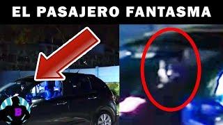 El Aterrador Pasajero Fantasma De Uber