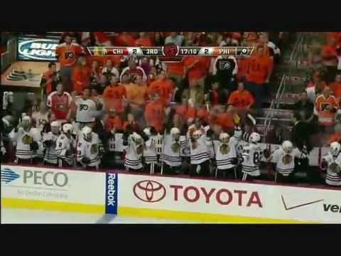 Top 10 goals of the 2010 Stanley Cup FInals