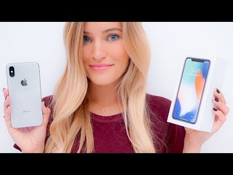 Thumbnail: iPhone X Unboxing!!!!!!