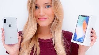 iPhone X Unboxing!!!!!! thumbnail