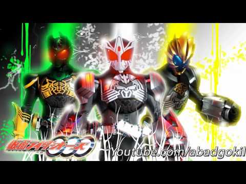 Kamen Rider OOO OST Greed Showdown