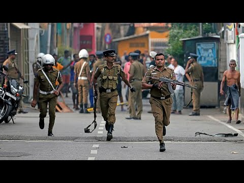 Polizei findet 87 weitere Bombenzünder in Colombo