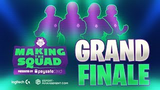 Making The Squad Grand Finale | G2 Esports Fortnite