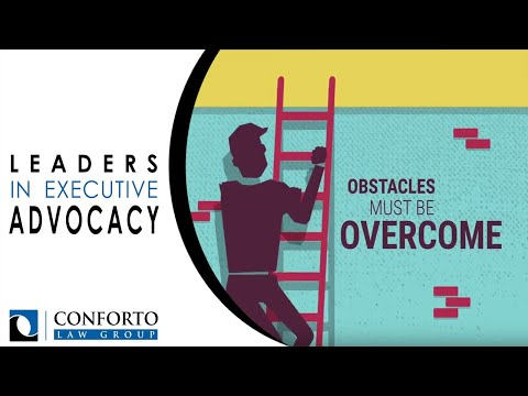 Conforto Law Group│Leaders in Executive Advocacy