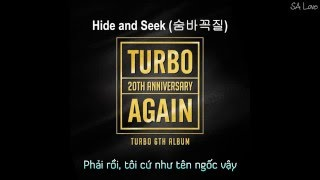[Vietsub] Hide and Seek (숨바꼭질) - Turbo (터보)