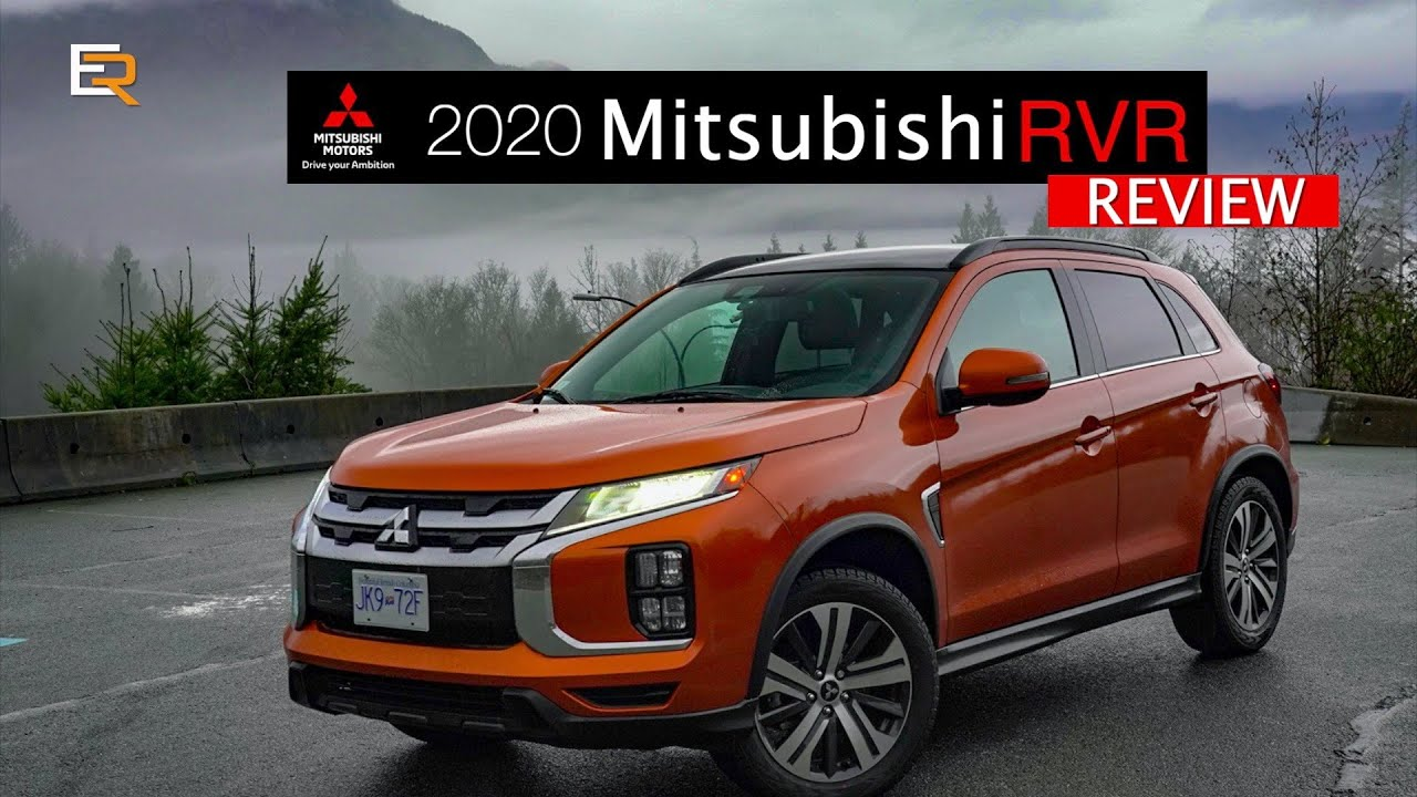 2020 Mitsubishi Rvr Review Better Than Ever Youtube