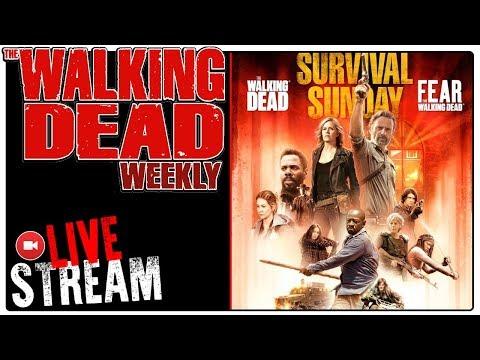 MAPP LIVE : #TheWalkingDead WEEKLY! Season FINALE & PREMIERE