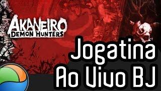 Akaneiro: Demon Hunters - Gameplay Ao Vivo!