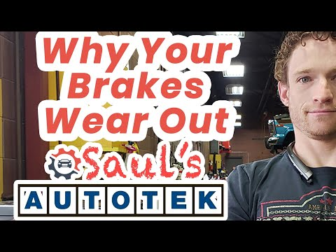 Why Your Brakes Wear Out | Brake Repair Englewood Colorado Saul
