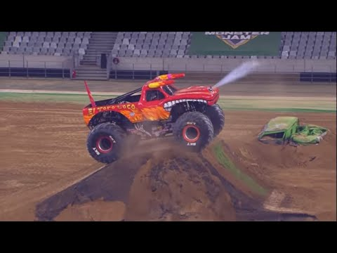 Monster Jam REWIND - Cape Town, South Africa 2019