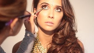 Indian Bridal Photoshoot: Emily Shah Miss New Jersey USA 2014