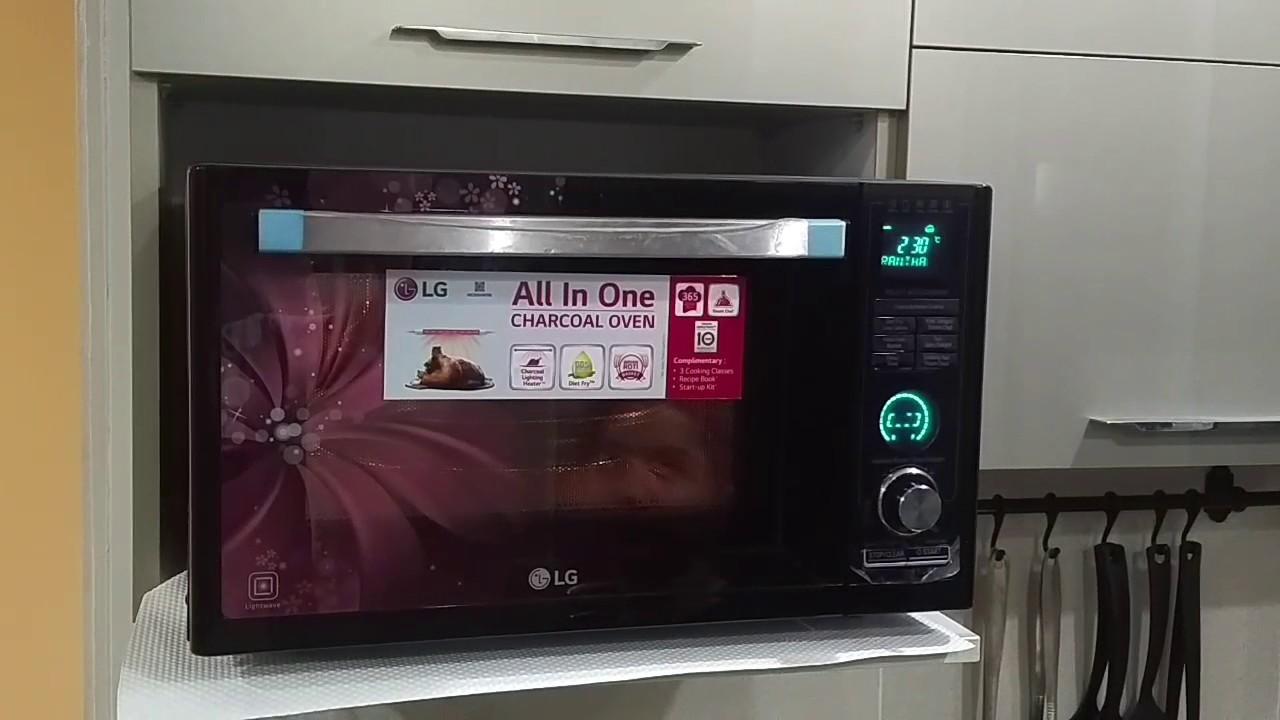 Lg Charcoal Mj3286brus Noisy Lightwave Oven Microwave Problem