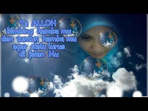 Evie Tamala-Ya ALLOH (Lirik)