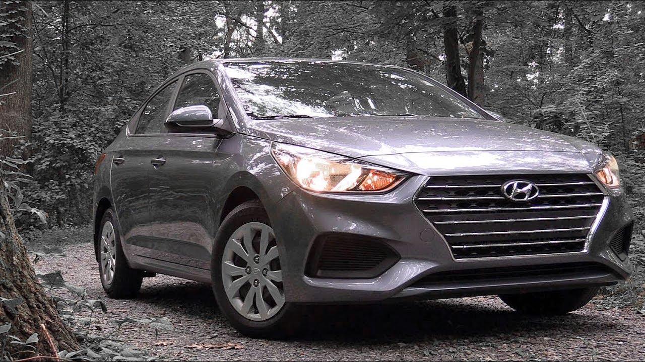 Hyundai Accent Reviews >> 2019 Hyundai Accent Review