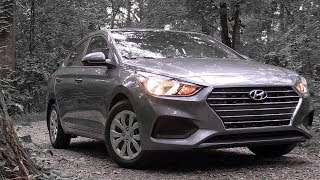 2019 Hyundai Accent: Review