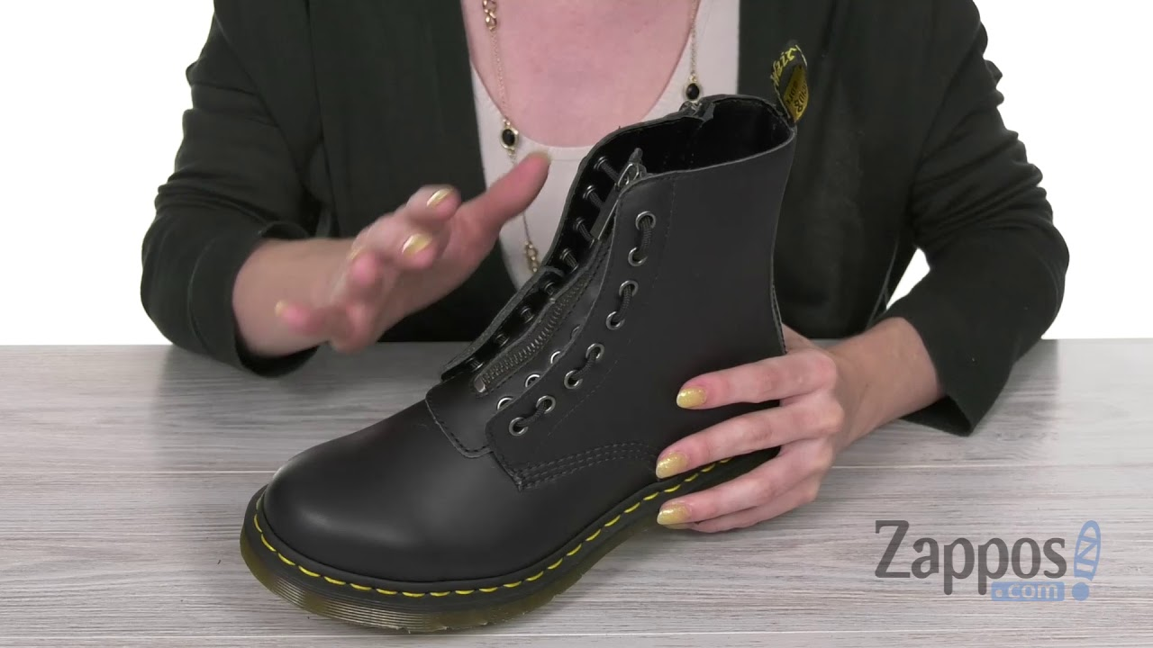 wholesale preview of really comfortable Dr. Martens 1460 Pascal Front Zip SKU: 9057817