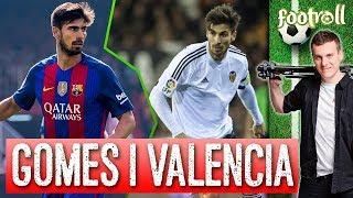 Andre Gomes i fala hejtu | Valencia w Lidze Mistrzów?