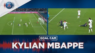 GOAL CAM | Every Angles | Kylian MBAPPE vs Lyon