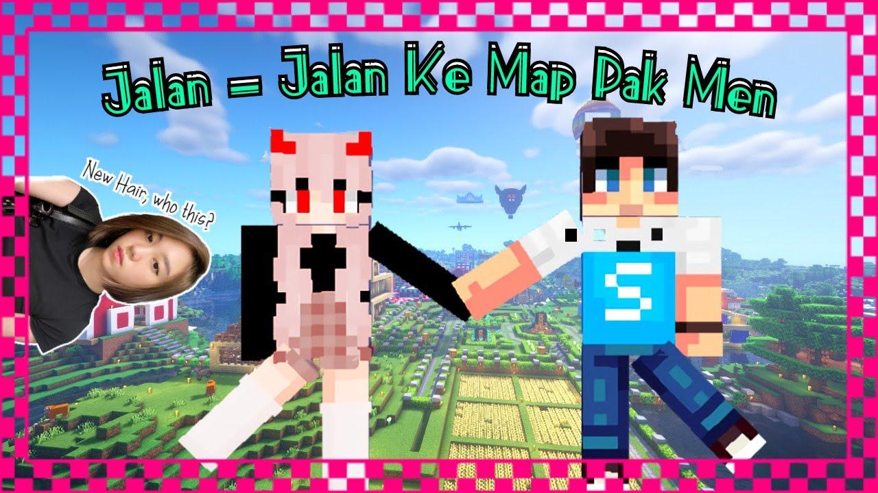 JALAN JALAN KE MAP STRESMEN PAK MEN !!! - Minecraft Indonesia